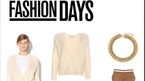 Noul Fashion Days: imbunatatiri, dezavantaje si sugestii