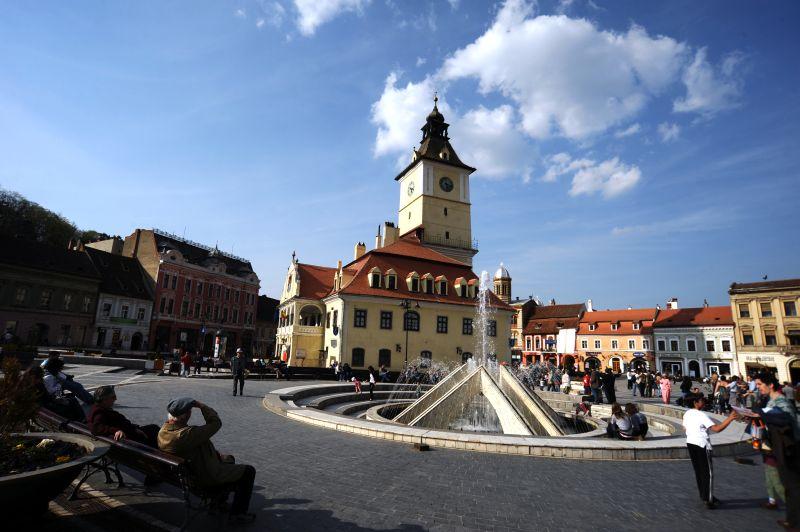 "Brasov, orasul ""coroana"" din Romania"