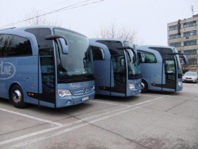 VioTur – transport de încredere spre marile orașe europene
