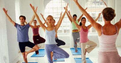 Am făcut yoga pentru începători șI mi-a plăcut