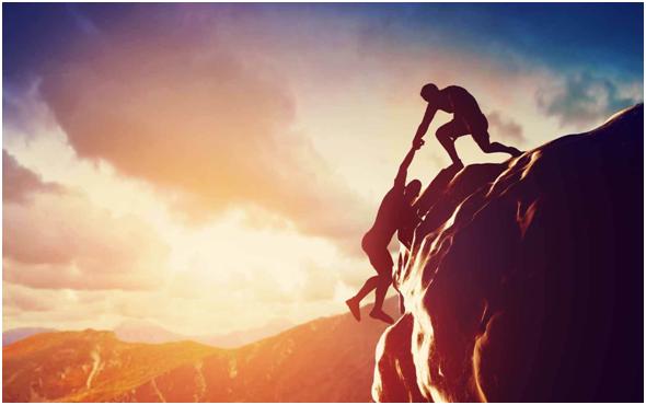 Cat de important este sa ii ajuti pe ceilalti in procesul de dezvoltare personala?