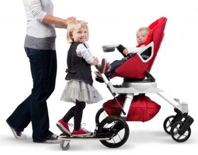 Cele mai folosite modele de carucioare pentru copii