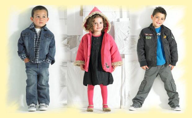 Imbracamintea copiilor – recomandari pentru parinti