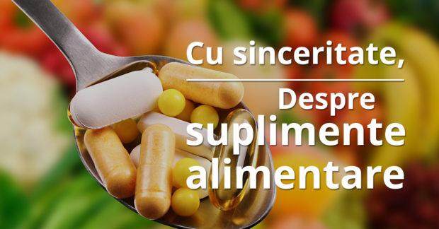 De ce avem nevoie de suplimente alimentare nutritive