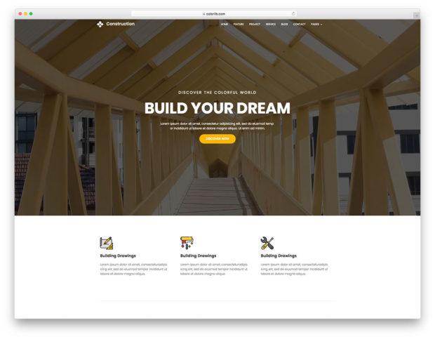 Avantajele unui site One Page
