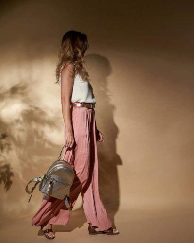 Pantofii cu toc mic de la ANNA CORI – imbinare a stilului elegant cu cel practic