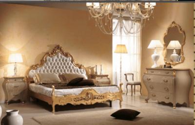 Dormitorul in stil clasic – rasfat si eleganta cu piese de mobilier clasice de la VD Interior