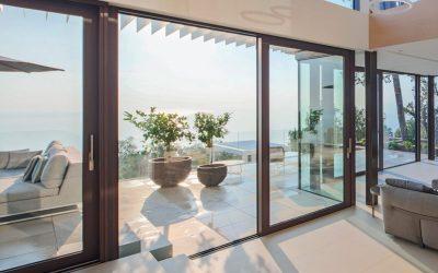 Beneficiile usilor termopan panoramice