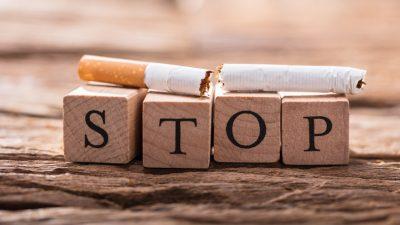 Renunta la fumat cu ajutorul spray-ului Nikosan