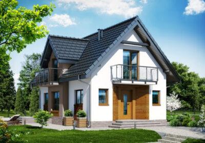 Casele cu mansarda – sa fie oare noua moda in materie de proiecte de casa?