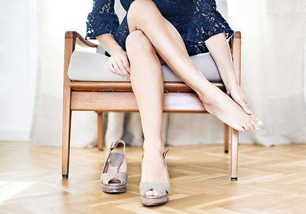 Calitatea incaltamintei influenteaza oboseala picioarelor