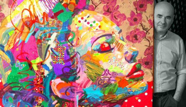 Tablouri in explozii de culori pictate chiar de tine